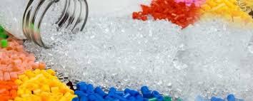 گرانول سفید پلاستیک سازی