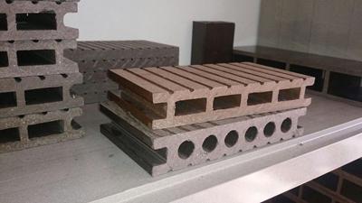 گرانول چوب پلاست اکستروژن