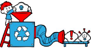 گرانول بازیافتی صنعتی