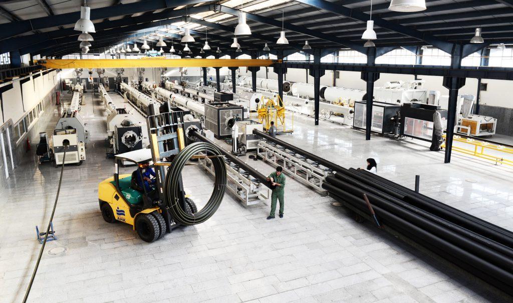 دستگاه تولید گرانول