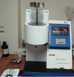 دستگاه اندازه گیری mfr