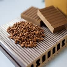تولید گرانول چوب پلاست